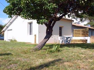 Maison de vacances entre Soulac et Montalivet