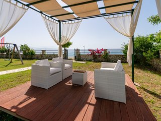 Beachfront Villa Barbati 1 , Corfu