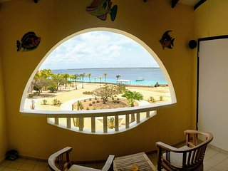 *Sale dates* 5 star Bonaire Ocean front Sand Dollar F-10 newly renovated