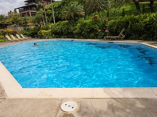 Beautiful ocean view unit w/ shared pool near championship golf courses!