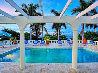 ⛱Free Cook/Housekeeper inc, Pool, Wheelchair friendly, 5 Beds, 5 Bdrms, (TRP178)
