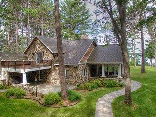 Beautiful house on West Twin Lake