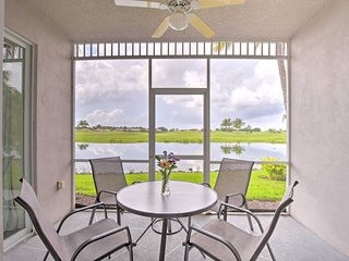 NEW! Lely Resort Condo w/Golf Course & Pool Access