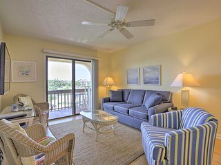 Remodeled St. Augustine Condo w/ Pool+Beach Access