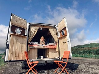 Discover Scotland in a campervan