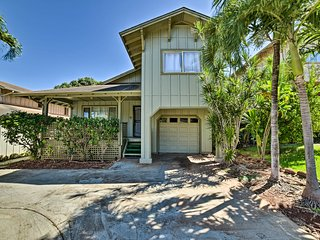 NEW-Peaceful Home w/Deck 0.1 Mi to Honokowai Beach