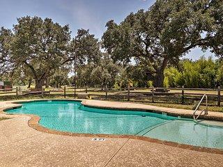 NEW! Renovated Austin Apt. w/ Pool at Stunt Ranch!