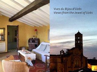 Jewel of Uzes -Historical Center -Amazing views