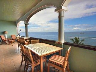 Lahaina Shores Penthouse #5 Oceanfront