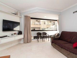 Aluguel Apartamento 2 quartos sendo 1 suíte Itapema/SC