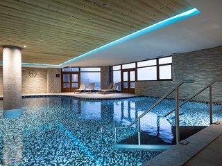 Appartement cosy et équipé avec accès piscine ! A quelques pas de l'Alpe Express