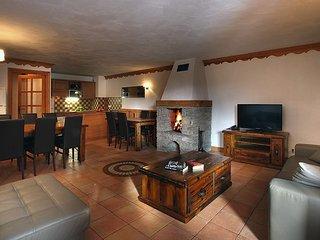 Super endroit ! Appartement proche des pistes avec acces Spa + Sauna