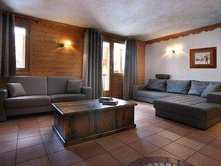 Super endroit ! Appartement proche des pistes avec Balcon/Terrasse + Cheminée