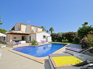ODETTE - House with swimming pool close to the sea in Bonaire - Alcúdia