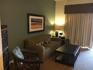 Wyndham Resorts at Wilderness Lodge