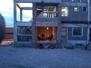 The Rustic Residence at Zebra