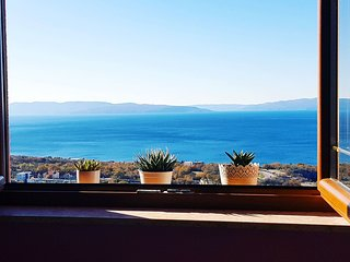 Apartman Ani, Kvarner, with sea view, perfect for kids and parents