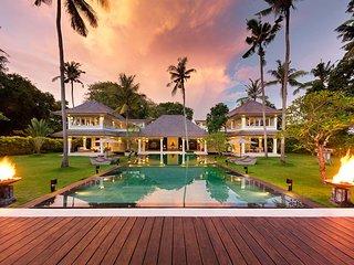 Villa Matahari: An incredible luxury villa by the beach