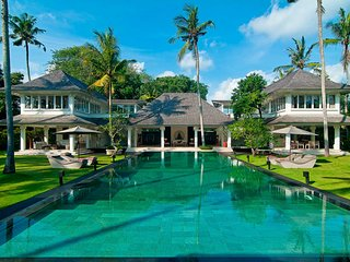 Villa Matahari: An incredible luxury villa by the beach