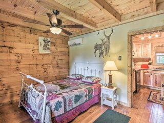 Maggie Valley Cabin w/ Game Room & Fire Pit!