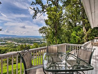 NEW! Upscale Chattanooga Home on Missionary Ridge!