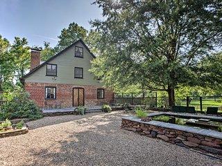 Rustic Home at Warren Mill, Near UVA Games!