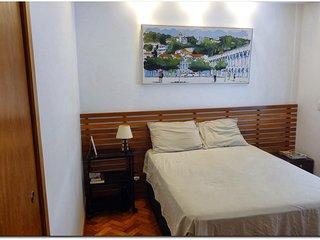 Silencioso dois quartos em Ipanema