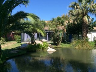 la Platja d'Argelers Holiday Home Sleeps 4 with Pool Air Con and WiFi - 5640741
