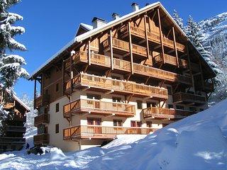 Super endroit ! Appartement de montagne avec accès Piscine + Sauna