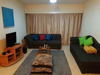 letting a fully furnished 1 bm at Hurlingum near 4 point hotel