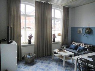 FeWo Lavendel im Haus Burhave 1873 - kinderfreundlich und modern eingerichtet