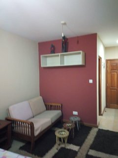Letting a fully furnished studio at the heart of Nairobi west.