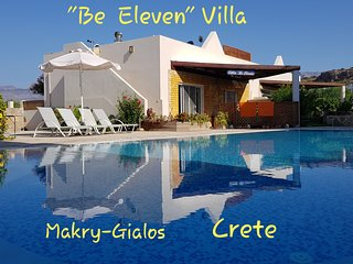 Your Cretan holiday home: luxury accomodation in peaceful, seaside surroundings.