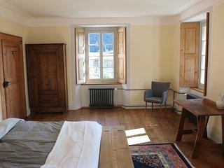 3-Zimmer-Wohnung in Cerentino Valle Maggia in schönem Patrizierhaus