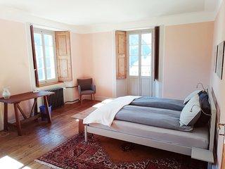 2-Zimmer-Wohnung in Cerentino Valle Maggia in schönem Patrizierhaus