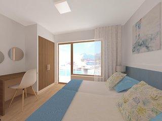 BeachFront Duplex Morea Suite Puerto Rico