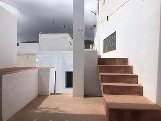 La casa de las terrazas (100 m2)