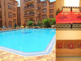 41) Serviced Apartment Kyle Gardens & WiFi - Calangute/Baga