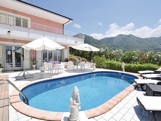 Stunning home in Tortora Marina w/ Outdoor swimming pool, WiFi and Outdoor swimm