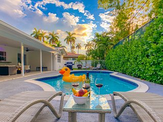 Luxury 6BR Miami Estate minutes from the beach