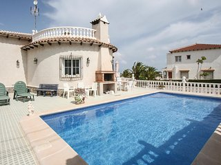 Amazing home in San Miguel de Salinas w/ Outdoor swimming pool, WiFi and 3 Bedro