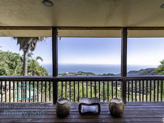 Malibu Moonrise Lodge -  Private Compound Massive Ocean Views. Large Parties Eve