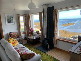 Beautiful Hebridean Cottage by the sea