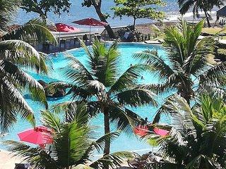 Logement de charme cadre luxuriant vue sur l'Ocean, Tahiti
