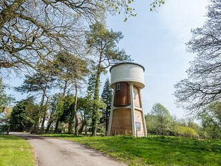 Water Tower at Long Meadow Farm