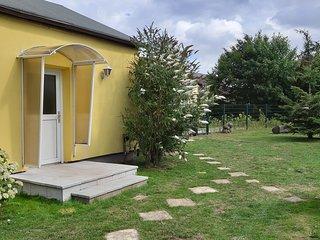 Ferienwohnung Smillenzweg mit eingezaunten Garten