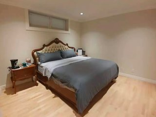 Spacious Bedroom 1 in Kerrisdale Shopping District