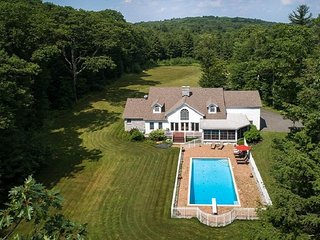 Best vacation home in Berkshires: Summers & Winters best for 1, 2 or 3 families