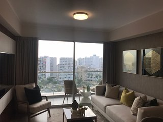 Brand new apartment with awesome view