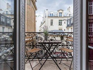 Au cœur de Paris, T3 original et zen